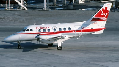 C-GBDR - British Aerospace Jetstream 31 - Air Toronto