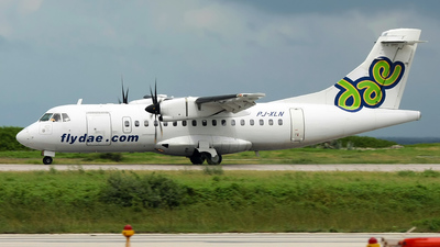 PJ-XLN - ATR 42-500 - Dutch Antilles Express