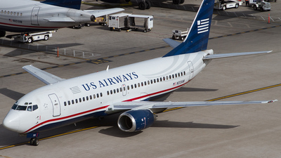 N313AW - Boeing 737-3S3 - US Airways