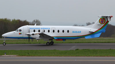 N46AR - Beech 1900D - Massawa Airways