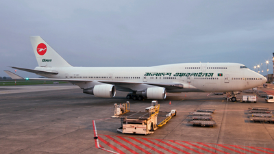 TF-AMY - Boeing 747-446 - Biman Bangladesh Airlines (Air Atlanta Icelandic)