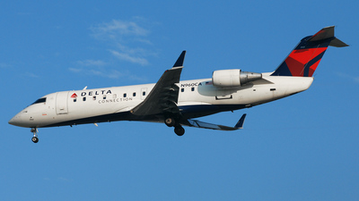 N960CA - Bombardier CRJ-100ER - Delta Connection (Comair)
