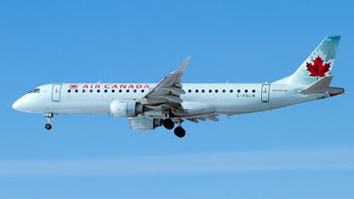 C-FGLW - Embraer 190-100IGW - Air Canada
