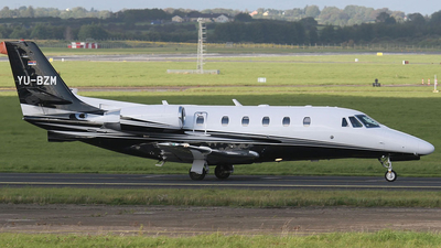 YU-BZM - Cessna 560XL Citation XLS Plus - Private