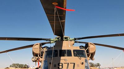 977 - Sikorsky CH-53 Yasur 2000 - Israel - Air Force