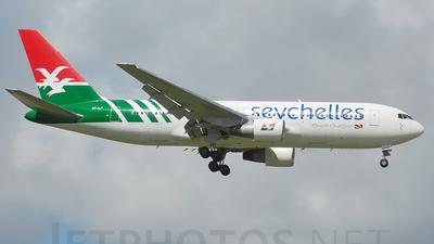 S7-ILF - Boeing 767-205(ER) - Air Seychelles
