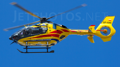SP-HXE - Eurocopter EC 135P2+ - Lotnicze Pogotowie Ratunkowe