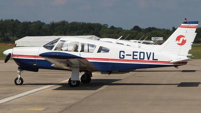G-EDVL - Piper PA-28R-200 Cherokee Arrow II - Private