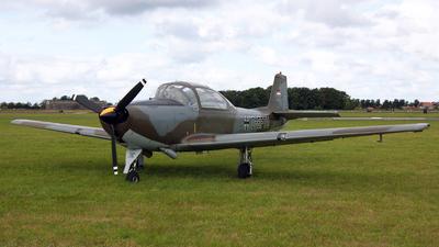 D-EFTU - Piaggio P-149 - Seagull Formation