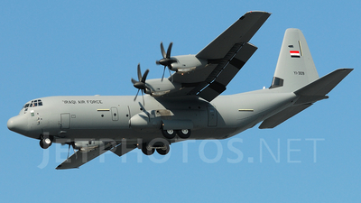 YI-309 - Lockheed Martin C-130J-30 Hercules - Iraq - Air Force
