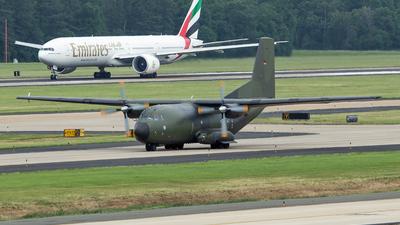 50-82 - Transall C-160D - Germany - Air Force