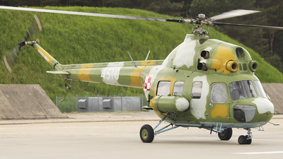 4510 - PZL-Swidnik Mi-2 Hoplite - Poland - Air Force