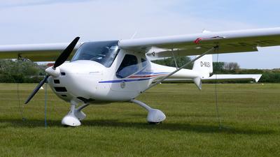 D-MJEA - Remos G-3/600 Gemini Mirage - Private