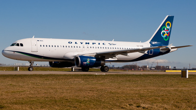 SX-OAM - Airbus A320-232 - Olympic Air
