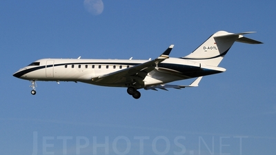 D-AOTL - Bombardier BD-700-1A10 Global Express - Unknown