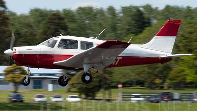 ZK-KAT - Piper PA-28-161 Warrior II - Aero Club - North Shore