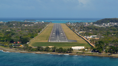 SKSP - Airport - Runway
