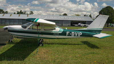 A picture of FBVIP - Cessna F177RG - [0104] - © hjcurtis