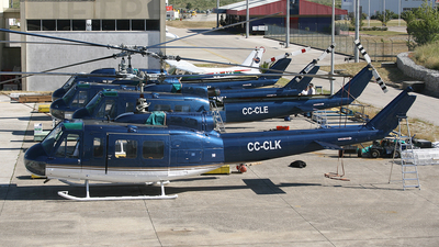 CC-CLK - Bell 205 - HeliPortugal