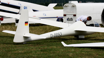 D-0053 - Schempp-Hirth Cirrus - Private