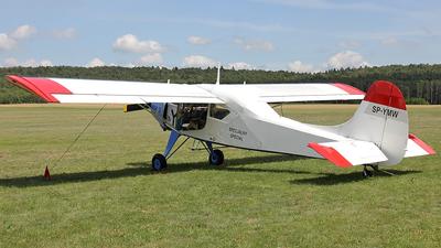 SP-YMW - PZL-Okecie 101A Gawron - Private