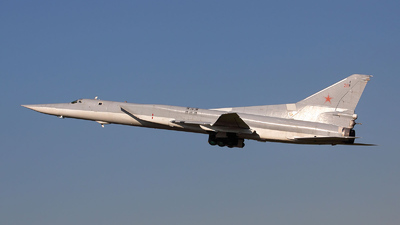 26 - Tupolev Tu-22M3 Backfire - Russia - Air Force