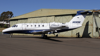 A picture of N692BE - Cessna 650 Citation III - [6500092] - © Brenden