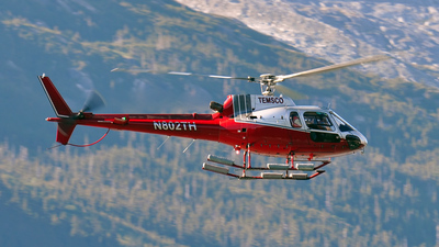 N802TH - Eurocopter AS 350B2 Ecureuil - Temsco Helicopters