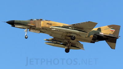 3-6901 - McDonnell Douglas F-4E Phantom II  - Iran - Air Force