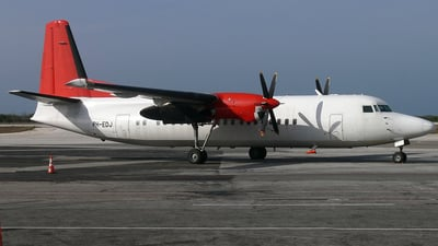 PH-EDJ - Fokker 50 - Untitled