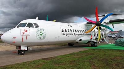 A picture of FWWEO - ATR 72600 - [] - © M. Azizul Islam