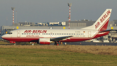 D-ADIJ - Boeing 737-3M8 - Air Berlin