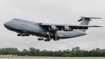 87-0033 - Lockheed C-5B Galaxy - United States - US Air Force (USAF)