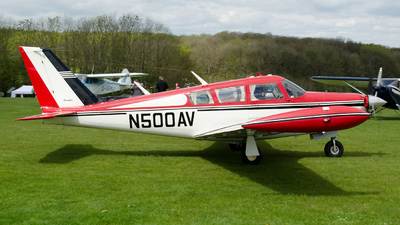 N500AV - Piper PA-24-260 Comanche C - Private