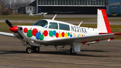 A picture of N231KX - Mooney M20K - [250292] - © dakl-photography