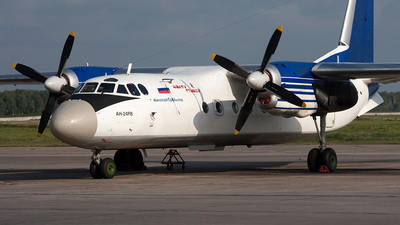 RA-46690 - Antonov An-24RV - Polet Flight
