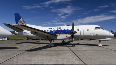 N350CJ - Saab 340B - United Express (Colgan Air)