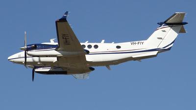 VH-FIY - Beechcraft B300 King Air 350 - Private