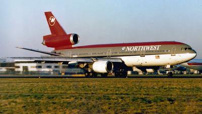 N156US - McDonnell Douglas DC-10-40 - Northwest Airlines