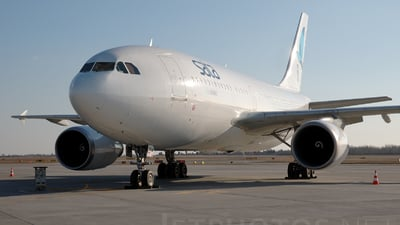 CS-TKM - Airbus A310-304 - SATA International