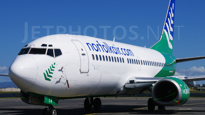 VH-NLK - Boeing 737-33A - Norfolk Air (Our Airline)