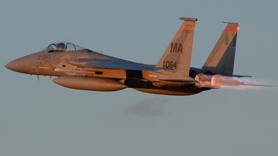 79-0064 - McDonnell Douglas F-15C Eagle - United States - US Air Force (USAF)