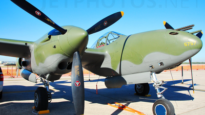 NX17630 - Lockheed P-38F Lightning - Private