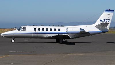 N12CQ - Cessna 560 Citation V - Private