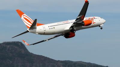 PR-GUX - Boeing 737-8EH - GOL Linhas Aéreas