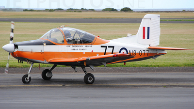 VH-NZP - New Zealand Aerospace CT-4A Airtrainer - RAAF Museum