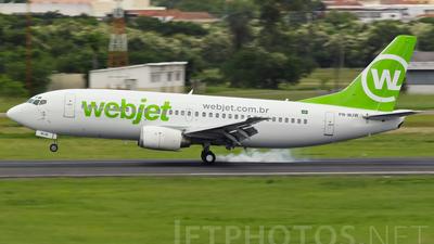 PR-WJW - Boeing 737-33A - WebJet Linhas Aéreas