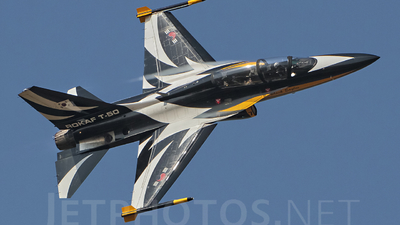 10-0056 - KAI T-50 Golden Eagle - South Korea - Air Force