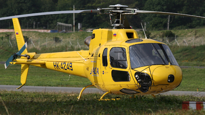 HK-4249 - Eurocopter AS 350B2 Ecureuil - ACA AeroCharter Andina