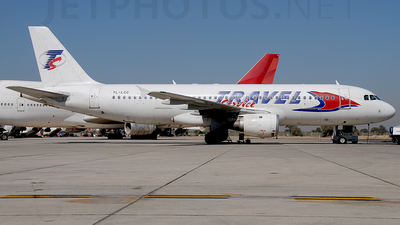YL-LCC - Airbus A320-211 - Travel Service (SmartLynx Airlines)